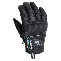 Halvarssons Supreme gloves in black
