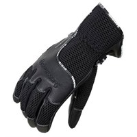 Halvarssons ladies Cave gloves in black
