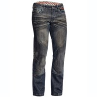 Halvarssons Blaze jeans in blue washed