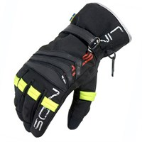 Halvarssons Childrens Paw gloves in black
