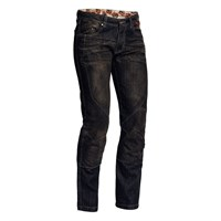 Halvarssons Ladies Blaze jeans in black short