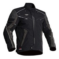 Halvarssons Hercules jacket in black