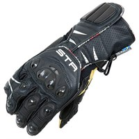 Halvarssons Oxid gloves in black