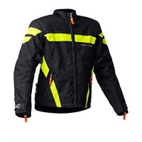 Halvarssons Gobi Junior jacket in black