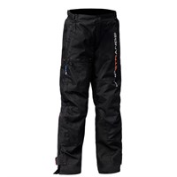 Halvarssons Taal Junior trousers in black