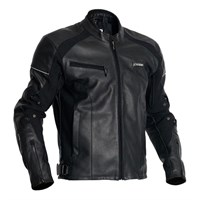 Halvarssons Atle jacket in black