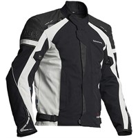 Halvarssons Walkyr jacket in fog white