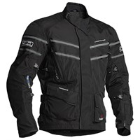 Halvarssons Luxor jacket in black