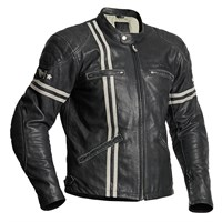 Halvarssons Dresden jacket in black
