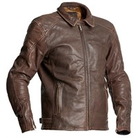 Halvarssons Trenton jacket in brown