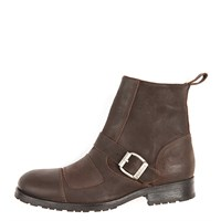 Helstons Smith boots in brown