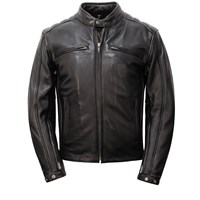 Helstons Black William Jacket