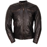 Helstons Cruiser jacket in brown