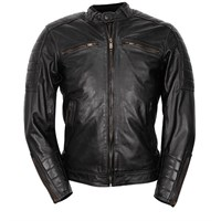 Helstons Black Cruiser Jacket