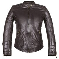 Helstons Womens Brown Claudia Jacket