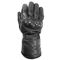 Helstons Whool Winter gloves in black