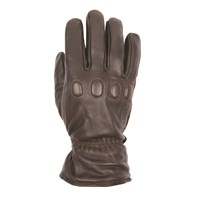 Helstons Wayne gloves in brown