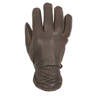 Helstons Walter gloves in brown