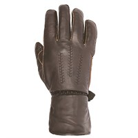 Helstons Jeff gloves in brown