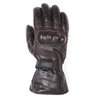 Helstons Titan Winter Primaloft gloves in brown