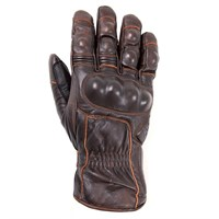 Helstons Wind Winter Primaloft gloves in brown
