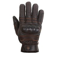 Helstons Monza Winter gloves in brown