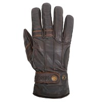 Helstons Brod Winter gloves in brown