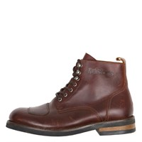 Helstons Messenger Leather boots in brown