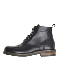 Helstons Messenger Leather boots in black