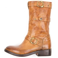 Helstons Galant Tan Leather boots