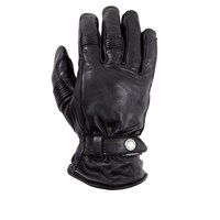 Helstons Boston Black Summer Waterproof Glove