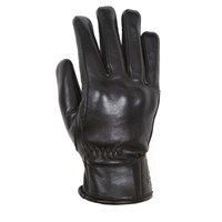 Helstons ladies Birdy winter gloves in black