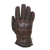 Helstons Toronado gloves in brown