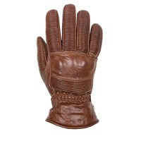 Helstons Toronado Antique gloves in brown
