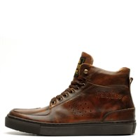 Helstons Glen boots in brown