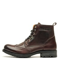 Helstons Cardinal boots in burgundy