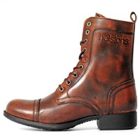 Helstons Lady ladies boots in brown