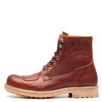 Helstons Mountain boots in brown