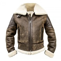 Helstons Bombardier Huricane jacket in brown
