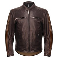 Helstons Ace Legende jacket in brown