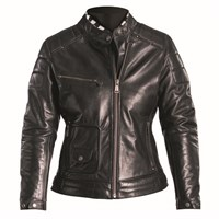 Helstons ladies Laureen jacket in black