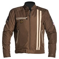 Helstons Cobra jacket in brown