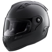 Schuberth SR2 helmet in matt black