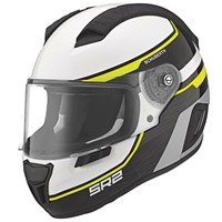 Schuberth SR2 Yellow Helmet