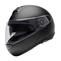 Schuberth C4 helmet in matt black