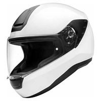 Schuberth R2 helmet in gloss white