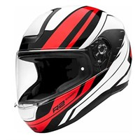 Schuberth R2 Enforcer Red Helmet