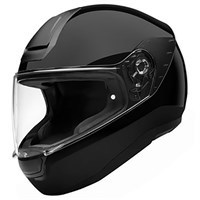 Schuberth R2 helmet in gloss black