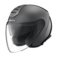 Schuberth M1 helmet in Amsterdam anthracite