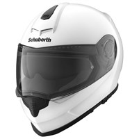 Schuberth S2 Sport helmet in white